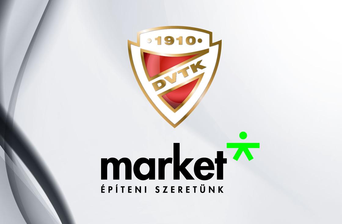 A Market a DVTK sikereiért