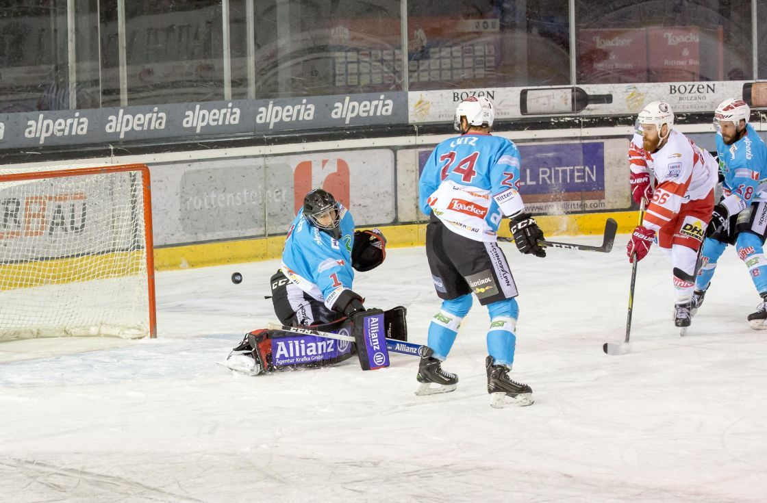 DVTK Jegesmedvék - Ritten Sport 1-3