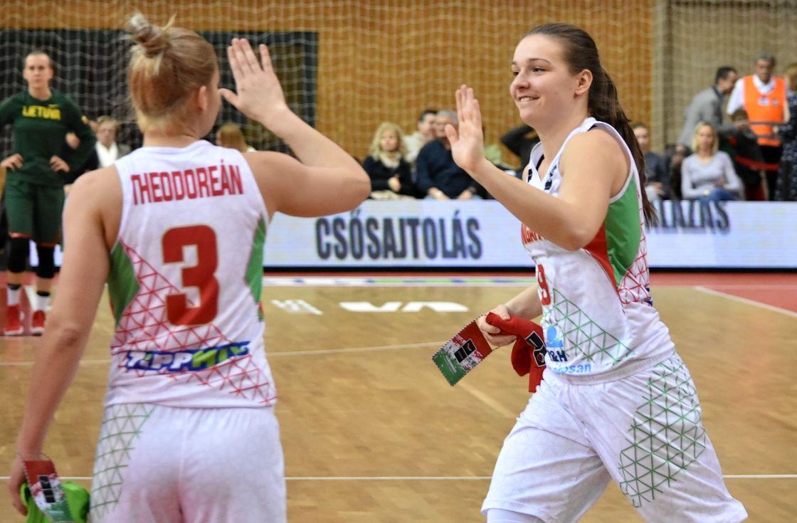 Katona Szidónia az Aluinvent DVTK játékosa