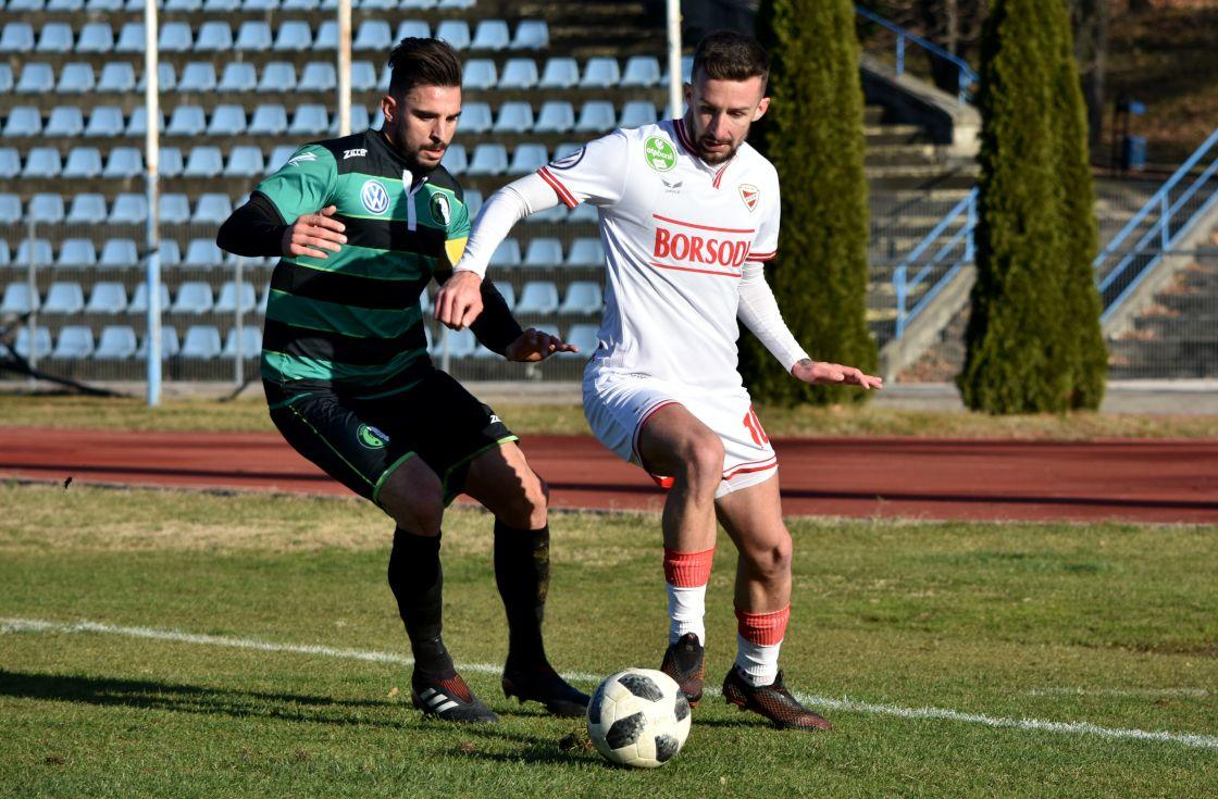 MK: Budaörs - DVTK 5-3 (4-0)