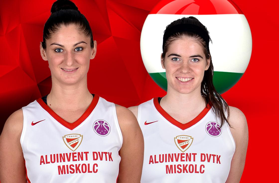 Miskolcon játszik a női kosárlabda válogatott