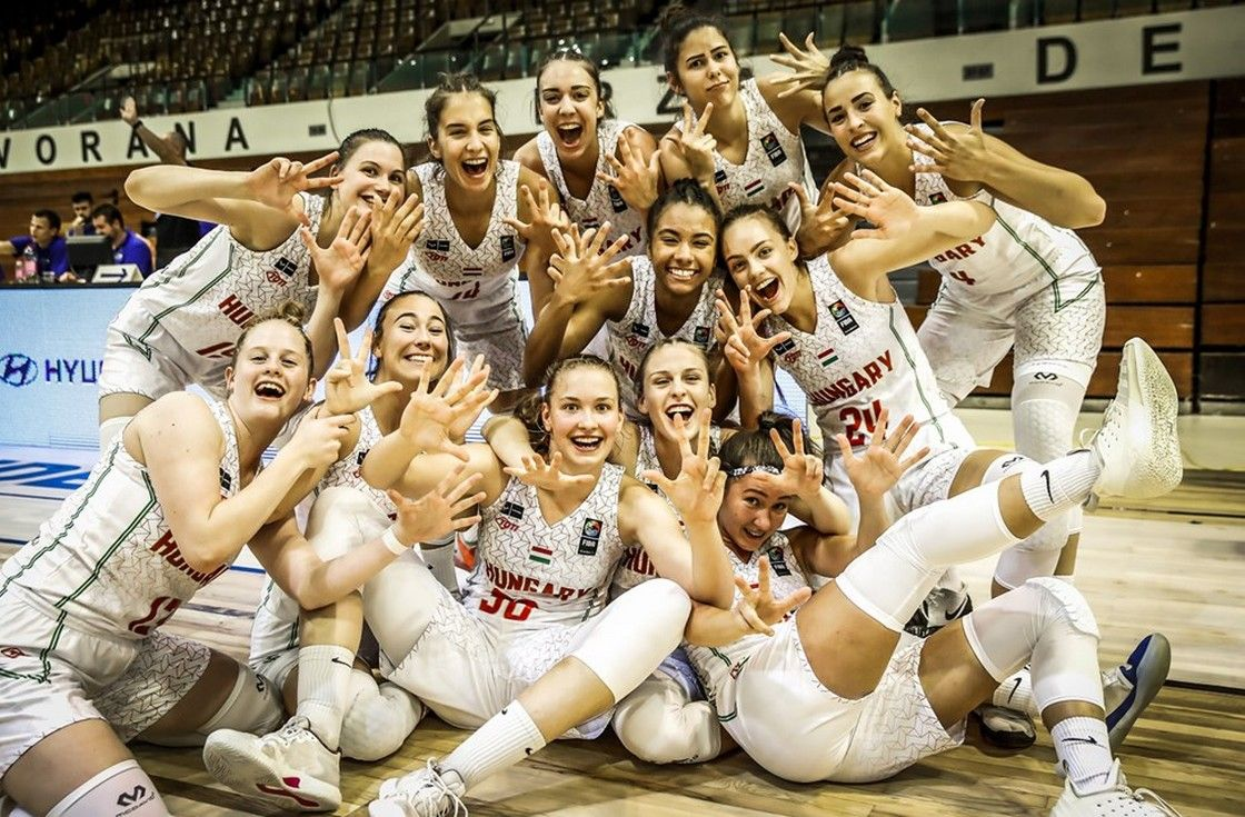 U18: Magyarország - Belgium 83-73 (h.u.)