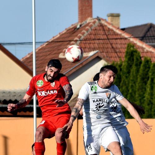 Balmazújváros - DVTK 2-1 (0-0)