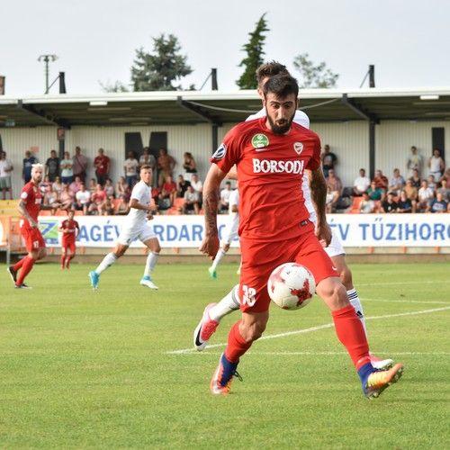 Balmazújváros - DVTK 4-0 (1-0)