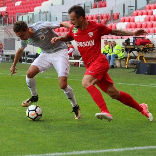 DVTK - Vasas 5-0 (1-0)