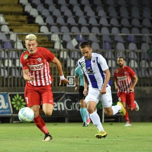 Újpest - DVTK 1-1 (0-1)